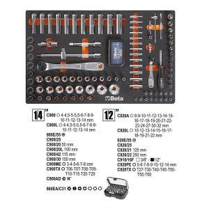 Carro de herramientas Beta completo herramientas 1