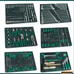 Carro de herramientas Mannesman 28270 detalle herramientas