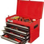 Carro de herramientas Mannesman M28262 caja superior